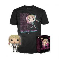 Figuren Pop und T-shirt Britney Spears Baby One More Time Limitierte Auflage Funko Genf Shop Schweiz