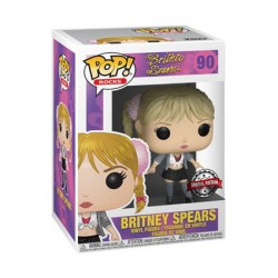 Figur Pop Britney Spears Baby One More Time Limited Edition Funko Geneva Store Switzerland