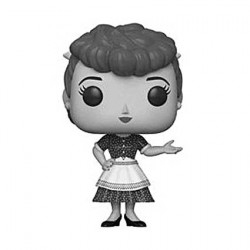 Figurine Pop I Love Lucy Black & White Edition Limitée Funko Boutique Geneve Suisse