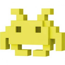 Figurine Pop Space Invaders Medium Invader Yellow 8-Bit Edition Limitée Funko Boutique Geneve Suisse
