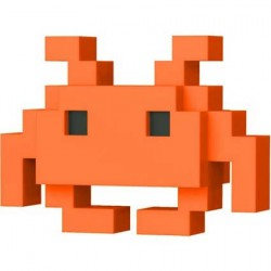 Figur Pop Space Invaders Medium Invader Orange 8-Bit Limited Edition Funko Geneva Store Switzerland