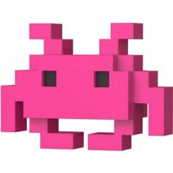 Figur Pop Space Invaders Medium Invader Pink 8-Bit Limited Edition Funko Geneva Store Switzerland