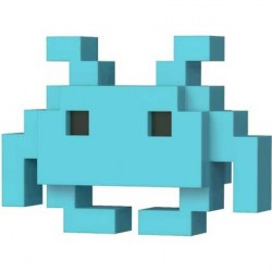Figur Pop Space Invaders Medium Invader Blue 8-Bit Limited Edition Funko Geneva Store Switzerland