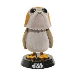 Figurine Pop Star Wars Porg Floqué Edition Limitée Funko Boutique Geneve Suisse