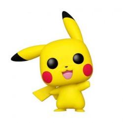 Figurine Pop Pokemon Pikachu Wave (Rare) Funko Boutique Geneve Suisse