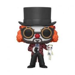 Figurine Pop TV La Casa de Papel Professor O Clown (Rare) Funko Boutique Geneve Suisse