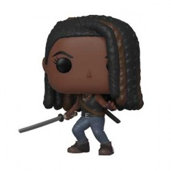 Figurine Pop TV The Walking Dead Michonne Funko Boutique Geneve Suisse