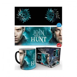Figur Supernatural Heat Change Mug GB eye Geneva Store Switzerland