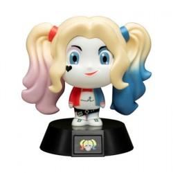 Figurine Lampe Veilleuse Suicide Squad Harley Quinn Paladone Boutique Geneve Suisse