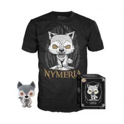 Figuren Pop und T-shirt Game of Thrones Nymeria Limitierte Auflage Funko Genf Shop Schweiz
