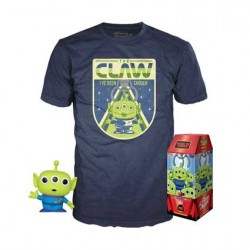 Figur Pop Glow in the Dark and T-shirt Toy Story The Claw Limited Edition Funko Geneva Store Switzerland