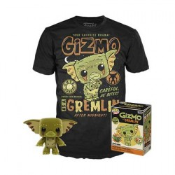 Figur Pop and T-shirt Gremlins Gizmo Limited Edition Funko Geneva Store Switzerland
