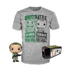 Figuren Pop und T-shirt SOS Ghostbusters Dr. Peter Venkman Limitierte Auflage Funko Genf Shop Schweiz