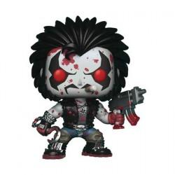 Figuren Pop DC Comics Lobo Bloody Limitierte Auflage Funko Genf Shop Schweiz