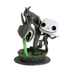 Figurine Pop Movie Moment The Nightmare Before Christmas Jack in Fountain Edition Limitée Funko Boutique Geneve Suisse