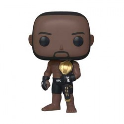 Figurine Pop UFC Jon Jones Funko Boutique Geneve Suisse