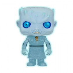 Figurine Pop Phosphorescent Game Of Thrones Night King Edition Limitée Funko Boutique Geneve Suisse