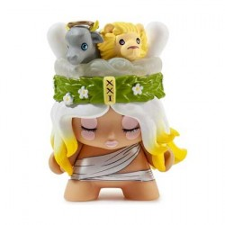 Figurine Duuny Arcane Divination The World par Camilla d'Errico Kidrobot Boutique Geneve Suisse