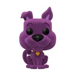 Figuren Pop Scooby Doo Purple Flockiert Limitierte Auflage Funko Genf Shop Schweiz