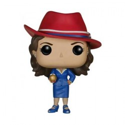 Figurine Pop Agent Carter With Gold Orb (Rare) Funko Boutique Geneve Suisse