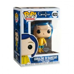 Figur Pop Coraline Diamond Glitter Limited Edition Funko Geneva Store Switzerland