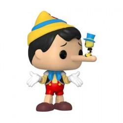 Figurine Pop Diseny Pinocchio with Jiminy Cricket Edition Limitée Funko Boutique Geneve Suisse