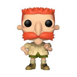 Figurine Pop Wild Thornberrys Nigel Funko Boutique Geneve Suisse