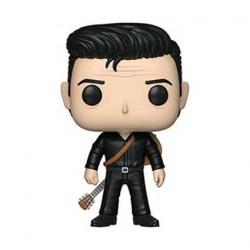 Figurine Pop Rocks Johnny Cash in Black Funko Boutique Geneve Suisse