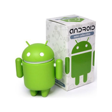 Figur Android Vinyl Collectible Plasticapt Geneva Store Switzerland