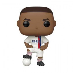 Figur Pop Football Paris Saint-Germain Kylian Mbappe Third Kit Funko Geneva Store Switzerland