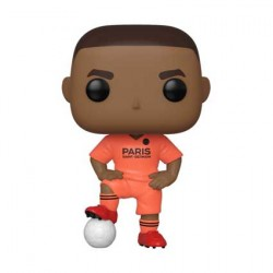 Figurine Pop Football Paris Saint-Germain Kylian Mbappe Away Kit Funko Boutique Geneve Suisse