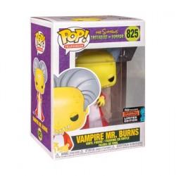Figurine Pop NYCC 2019 Simpsons Mr Burns en Dracula Edition Limitée Funko Boutique Geneve Suisse