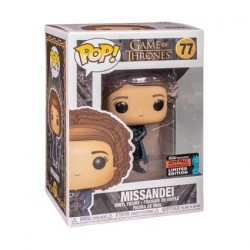 Figurine Pop NYCC 2019 Game of Thrones Missandei Edition Limitée Funko Boutique Geneve Suisse