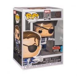 Figuren Pop NYCC 2019 Marvel Nick Fury First Appearance Limitierte Auflage Funko Genf Shop Schweiz