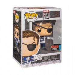 Figurine Pop NYCC 2019 Marvel Nick Fury First Appearance Edition Limitée Funko Boutique Geneve Suisse
