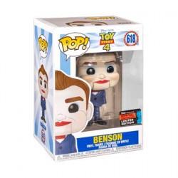 Figur Pop NYCC 2019 Toy Story 4 Benson Limited Edition Funko Geneva Store Switzerland