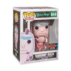 Figuren Pop NYCC 2019 Rick et Morty Shrimp Rick Limitierte Auflage Funko Genf Shop Schweiz