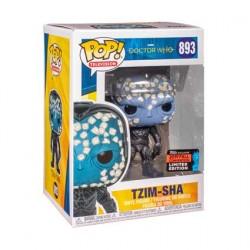 Figurine Pop NYCC 2019 Dr Who Tzim Sha Edition Limitée Funko Boutique Geneve Suisse