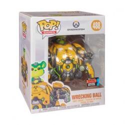 Figuren Pop 15 cm NYCC 2019 Overwatch Toxic Wrecking Limitierte Auflage Funko Genf Shop Schweiz
