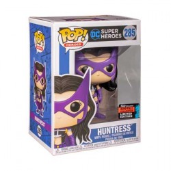 Figurine Pop NYCC 2019 DC Comics Huntress Edition Limitée Funko Boutique Geneve Suisse