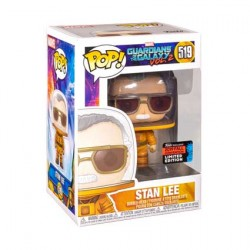 Figurine Pop NYCC 2019 Marvel Stan Lee Cameo Astronaut Edition Limitée Funko Boutique Geneve Suisse