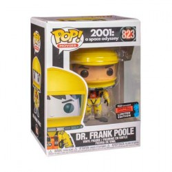 Figur Pop NYCC 2019 2001 Space Odyssey Dr Frank Poole Limited Edition Funko Geneva Store Switzerland