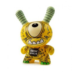 Figurine Duuny Kaiju M5 Bravo par Jeff Lamm Kidrobot Boutique Geneve Suisse