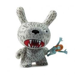 Figur Duuny Kaiju Kesagake Bear by Jon Rampage Kidrobot Geneva Store Switzerland