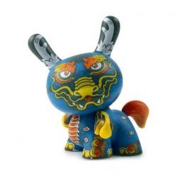 Figurine Duuny Kaiju Kirin par Candie Bolton Kidrobot Boutique Geneve Suisse