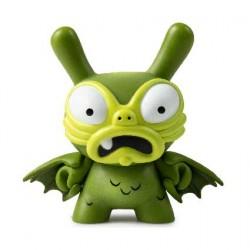 Figurine Duuny Kaiju Baby Greasebat Green par Chauskoskis Kidrobot Boutique Geneve Suisse