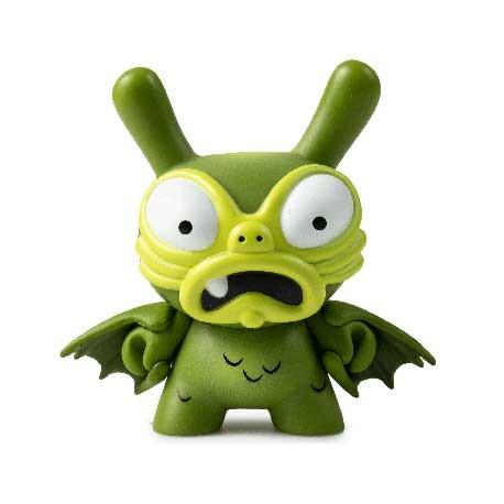 Figur Duuny Kaiju Baby Greasebat Green by Chauskoskis Kidrobot Geneva Store Switzerland