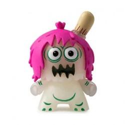 Figurine Duuny Kaiju Phosphorescent Ugly Unicorn par Jon Rampage Kidrobot Boutique Geneve Suisse