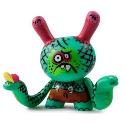 Figurine Duuny Kaiju Cobra Boy 2 par Bwana Spoons Kidrobot Boutique Geneve Suisse