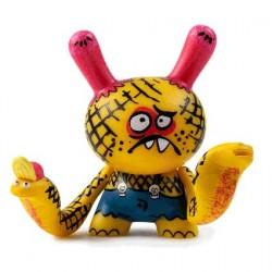 Figurine Duuny Kaiju Cobra Boy 1 par Bwana Spoons Kidrobot Boutique Geneve Suisse